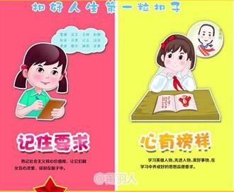中国孩子互帮互助的意义