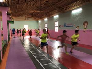 少年儿童体育运动对身体健康有好处